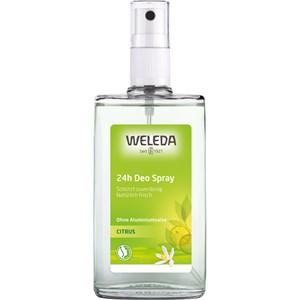 Weleda - Deodorants - Citrus 24h Deodorant Spray