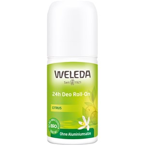 Weleda - Deodorants - Citrus Deodorant Roll-On 24h