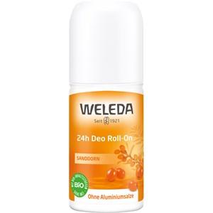Weleda - Deodorants - Sea Buckthorn 24h Roll On Deodorant