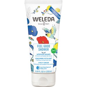 Weleda - Duschpflege - Feel Good Shower Gel