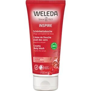 Weleda - Duschpflege - Inspire Schönheitsdusche Granatapfel