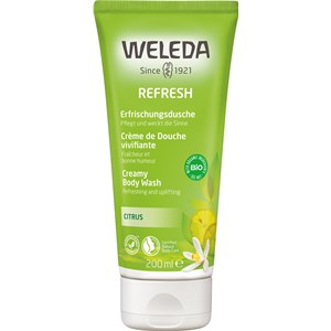 Weleda - Duschpflege - Refresh Erfrischungsdusche Citrus