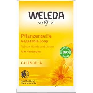 Weleda - Hand- und Fußpflege - Calendula Pflanzenseife