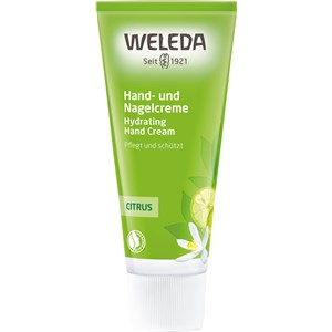 Weleda - Hand and foot care - Citrus Hand and Nail Cream