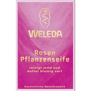 Weleda - Hand and foot care - Rosen Pflanzenseife