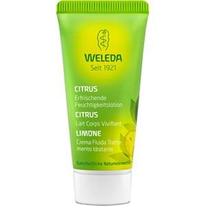 Weleda - Lotionen - Citrus Erfrischende Pflegelotion