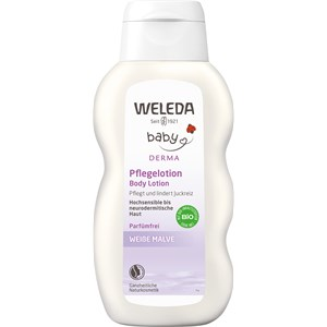 Weleda - Lotions - White Mallow Body Lotion