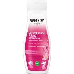Weleda - Lotions - Wildrose Verwöhnende Pflege Körperlotion