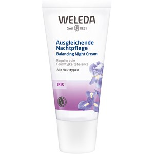 Weleda - Night Care - Iris Hydrating Night Cream