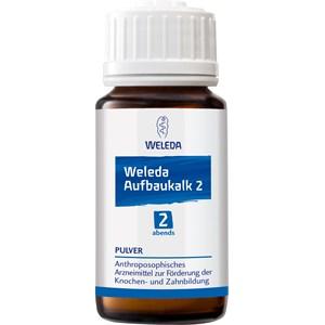 Weleda - Nahrungsergänzungsmittel - Aufbaukalk Pulver 2