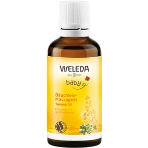 Weleda - Pregnancy and baby care - Baby Tummy Oil