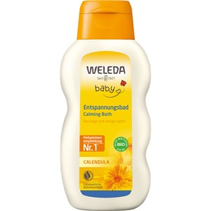 Weleda - Pregnancy and baby care - Baby Calendula Bath