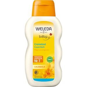 Weleda - Pregnancy and baby care - Baby Calendula Cream Bath