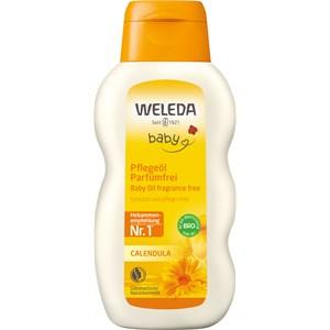 Weleda - Schwangerschafts- und Babypflege - Baby Pflegeöl Unparfümiert
