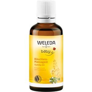 Weleda - Schwangerschafts- und Babypflege - Bäuchlein-Massageöl