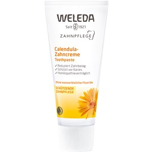 Weleda - Teeth and mouth care - Calendula Toothpaste