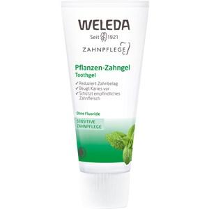Weleda - Zahn- und Mundpflege - Pflanzen-Zahngel