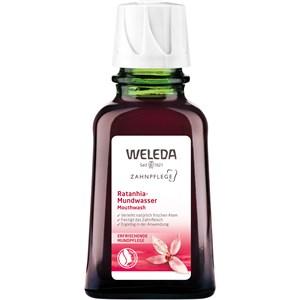 Weleda - Teeth and mouth care - Ratanhia Mouth Wash