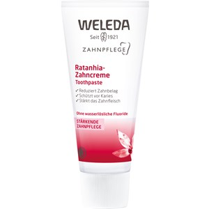 Weleda - Teeth and mouth care - Ratanhia Toothpaste