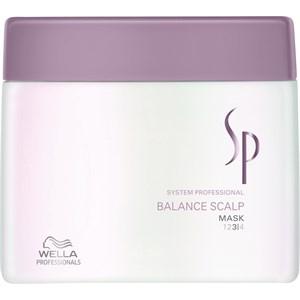 Wella - Balance Scalp - Balance Scalp Mask