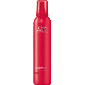 Wella - Brilliance - Brilliant Leave-In Mousse for Coloured Hair