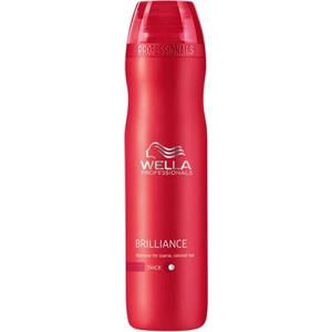 Wella - Brilliance - Brilliance Shampoo for Thick, Coloured Hair