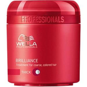 Wella - Brilliance - Brilliance Mask for Thick, Coloured Hair