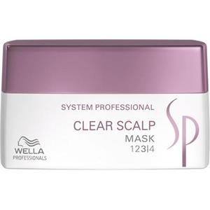 Wella - Clear Scalp - Clear Scalp Mask