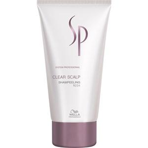 Wella - Clear Scalp - Clear Scalp Shampeeling