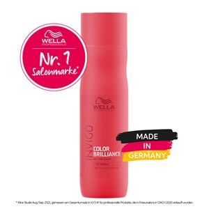 Wella - Color Brilliance - Color Protection Shampoo Fine/Normal Hair