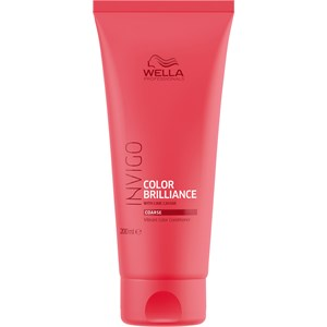 Wella - Color Brilliance - Vibrant Color Conditioner Coarse Hair