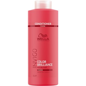 Wella - Color Brilliance - Vibrant Color Conditioner Coarse Hair