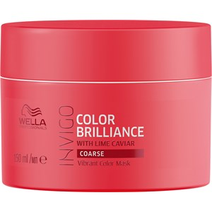 Wella - Color Brilliance - Vibrant Color Mask Coarse Hair