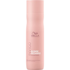 Wella - Color Recharge - Blond Recharge Color Refreshing Shampoo Cool Blonde