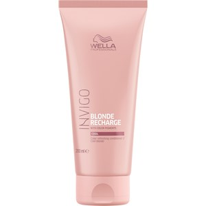 Wella - Color Recharge - Blonde Recharge Color Refreshing Conditioner Cool Blonde