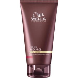 Wella - Color Recharge - Warm Blonde Conditioner