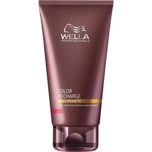 Wella - Color Recharge - Conditioner Warm Brunette