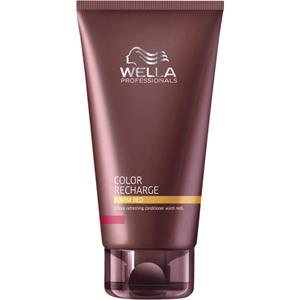 Wella - Color Recharge - Conditioner Warm Red