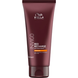 Wella - Color Recharge - Red Recharge  Color Refreshing Conditioner Warm Red
