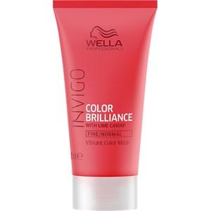 Wella - Color Brilliance - Vibrant Color Mask Fine/Normal Hair