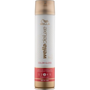 Wella Deluxe - Styling - Color Gloss Hairspray