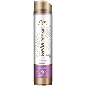 Wella Deluxe - Styling - Sensitiv Hairspray