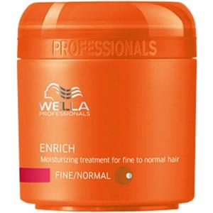 Wella - Enrich - Enrich Skin Moisturising Mask for Delicate to Normal Hair