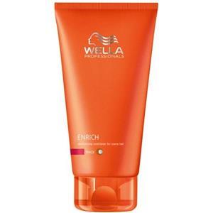 Wella - Enrich - Enrich Feuchtigkeitsspendender Conditioner für kräftiges Haar