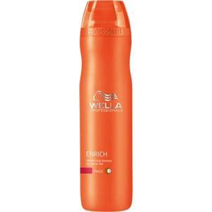 Wella - Enrich - Enrich Feuchtigkeitsspendendes Shampoo für kräftiges Haar