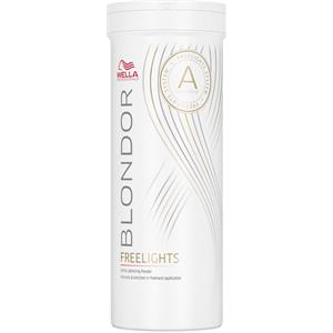 Wella - Hair colours - Blondor Freelights white Blondierpulver