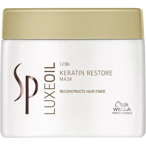 Wella - Luxe Oil - Keratin Restore Mask