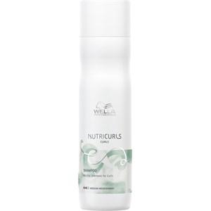Wella - Nutricurls - Shampoo Curls