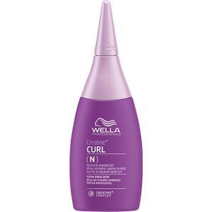 Wella - Permanent styling - Creatine+ Curl Perm Emulsion