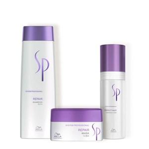 Wella - Repair - Wella SP Repair Bundle mit tiefenwirksamer Wirkung für den Haaraufbau